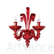 Бра Donolux Opera W110188/2red