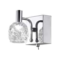 Бра IDLamp Pina 345/1A-Chrome